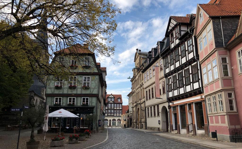 Umfeld Quedlinburg