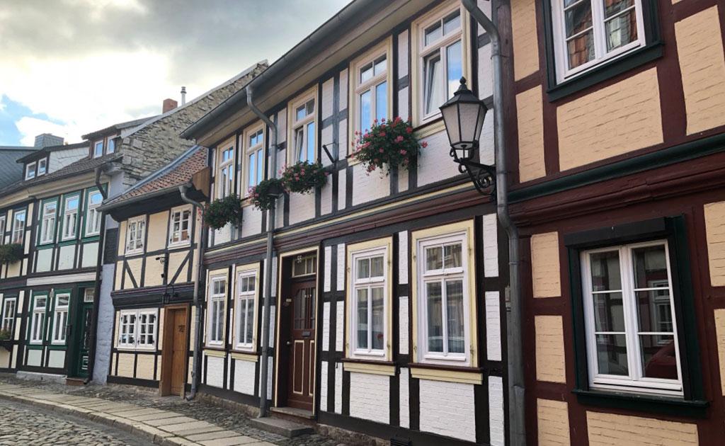 Historische Altstadt (Fachwerkhäuser)